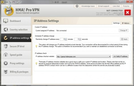 hma vpn free  for windows 7